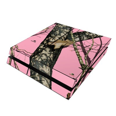 Sony PS4 Skin - Break-Up Pink