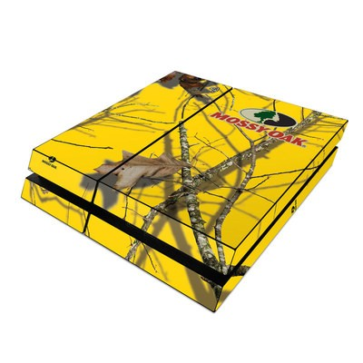 Sony PS4 Skin - Break-Up Lifestyles Cornstalk