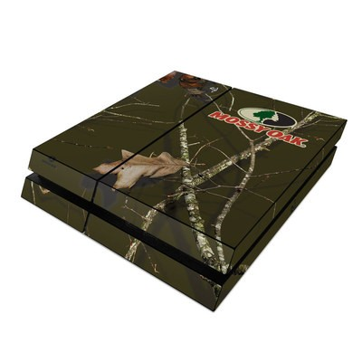 Sony PS4 Skin - Break-Up Lifestyles Dirt