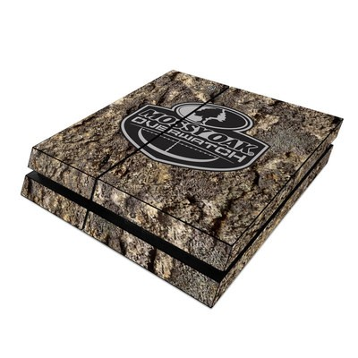 Sony PS4 Skin - Mossy Oak Overwatch