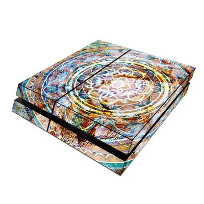 Sony PS4 Skin - Mystical Medallion