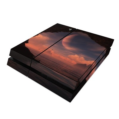 Sony PS4 Skin - New Dawn