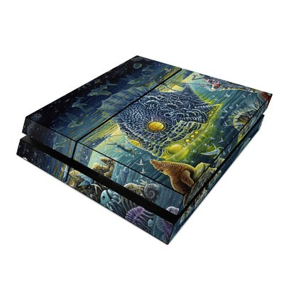 Sony PS4 Skin - Night Trawlers