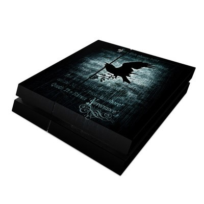 Sony PS4 Skin - Nevermore