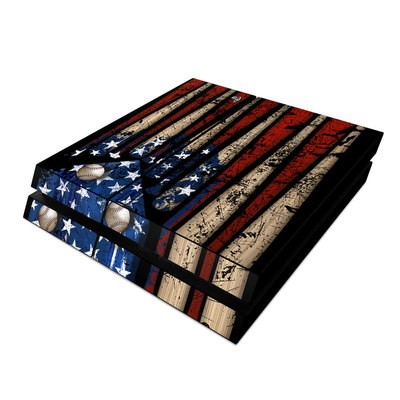 Sony PS4 Skin - Old Glory