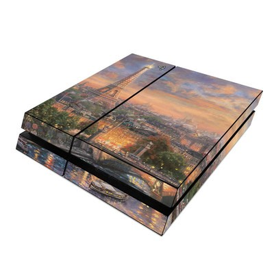 Sony PS4 Skin - Paris City of Love