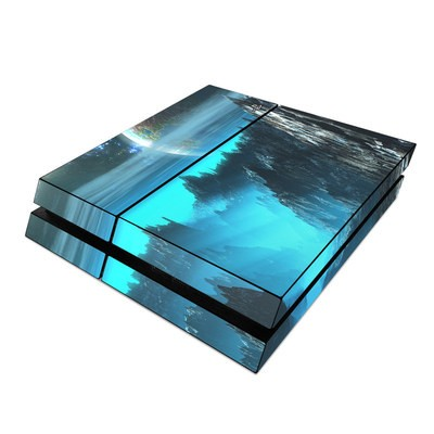 Sony PS4 Skin - Path To The Stars