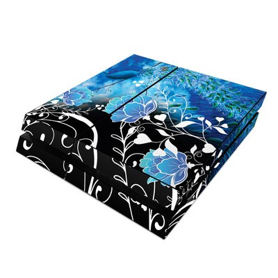 Sony PS4 Skin - Peacock Sky