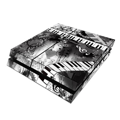 Sony PS4 Skin - Piano Pizazz