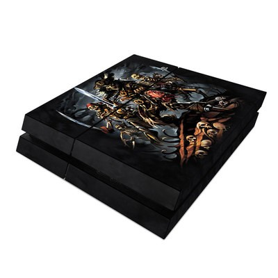 Sony PS4 Skin - Pirates Curse