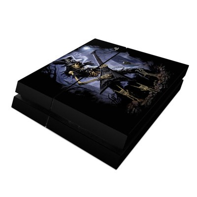 Sony PS4 Skin - Play Dead