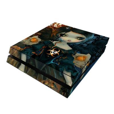 Sony PS4 Skin - Pestilence