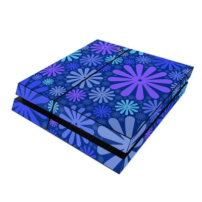 Sony PS4 Skin - Indigo Punch