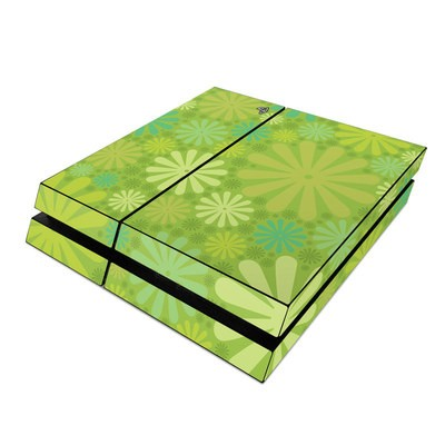 Sony PS4 Skin - Lime Punch