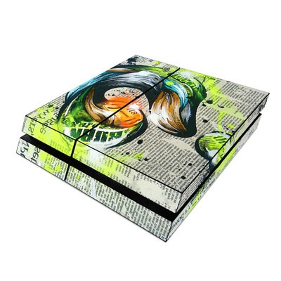 Sony PS4 Skin - Question