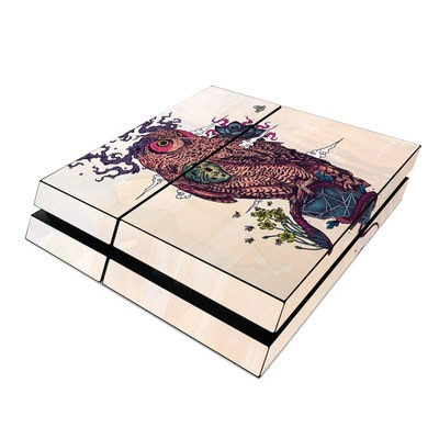 Sony PS4 Skin - Regrowth