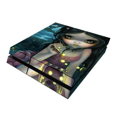 Sony PS4 Skin - Releasing Fireflies