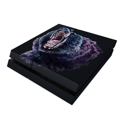 Sony PS4 Skin - Roar