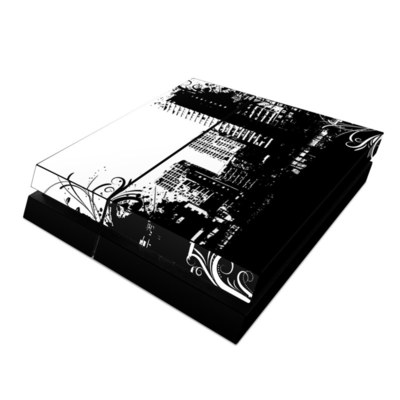 Sony PS4 Skin - Rock This Town
