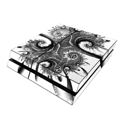 Sony PS4 Skin - Rorschach