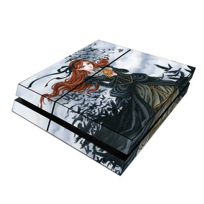 Sony PS4 Skin - Raven's Treasure