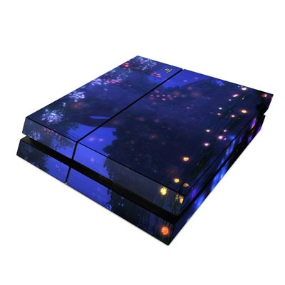 Sony PS4 Skin - Satori Night