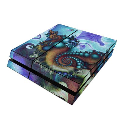 Sony PS4 Skin - Sea Jewel