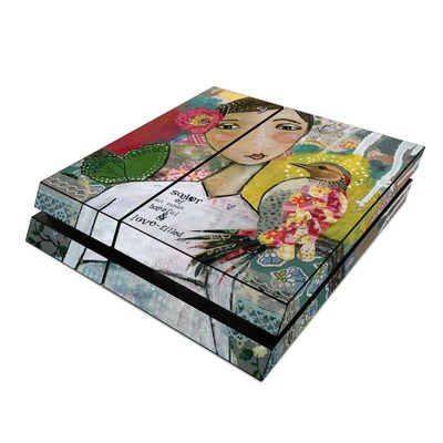 Sony PS4 Skin - Seeker of Hope