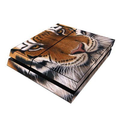 Sony PS4 Skin - Siberian Tiger