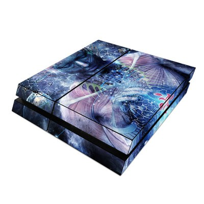 Sony PS4 Skin - Silence Seeker