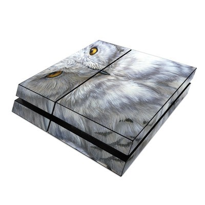 Sony PS4 Skin - Snowy Owl