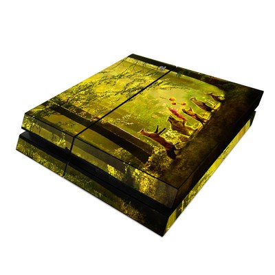 Sony PS4 Skin - Secret Parade