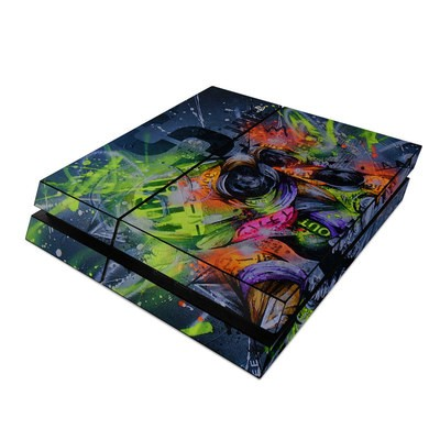 Sony PS4 Skin - Speak