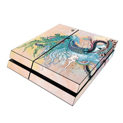 Sony PS4 Skin - Spirit Ermine