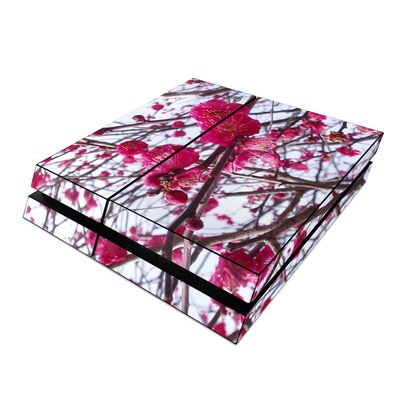Sony PS4 Skin - Spring In Japan