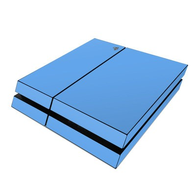 Sony PS4 Skin - Solid State Blue