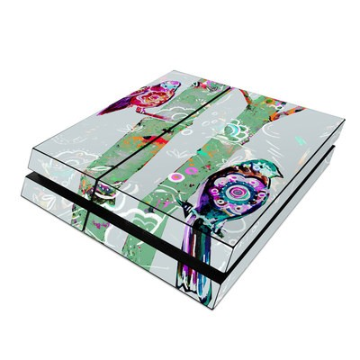Sony PS4 Skin - Summer Birch