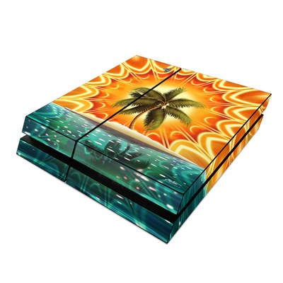Sony PS4 Skin - Sundala Tropic