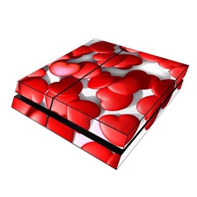 Sony PS4 Skin - Sweet Heart