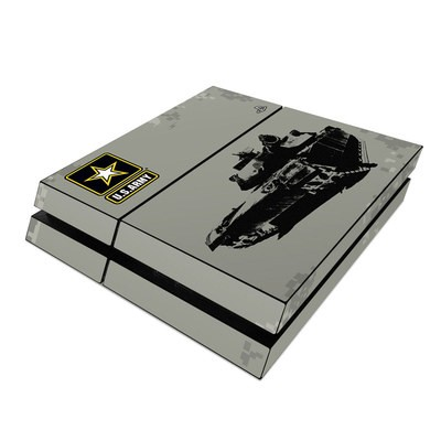 Sony PS4 Skin - Tank Tuff