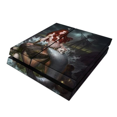 Sony PS4 Skin - Ocean's Temptress