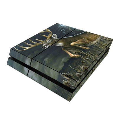 Sony PS4 Skin - Thunder Buck