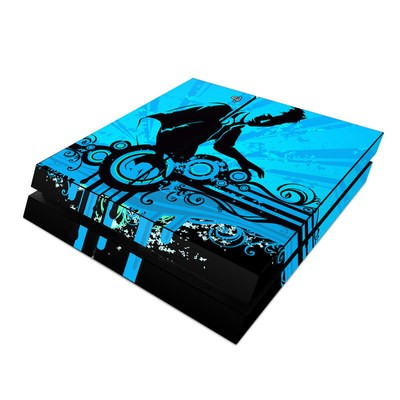 Sony PS4 Skin - The DJ
