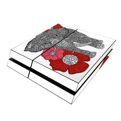 Sony PS4 Skin - The Elephant