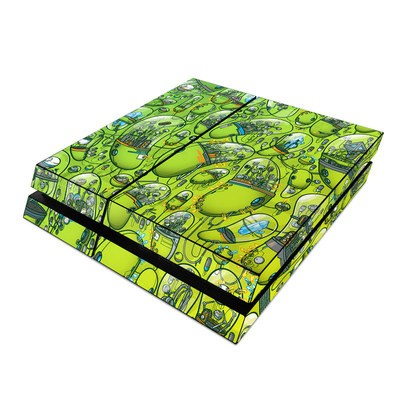 Sony PS4 Skin - The Hive