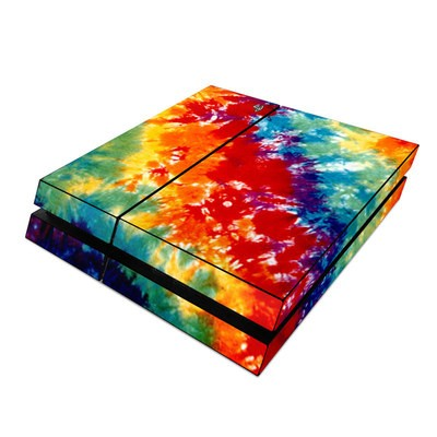 Sony PS4 Skin - Tie Dyed