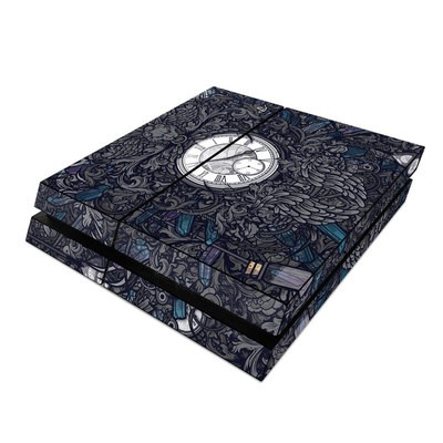 Sony PS4 Skin - Time Travel