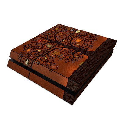 Sony PS4 Skin - Tree Of Books