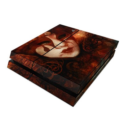 Sony PS4 Skin - To Rise Above