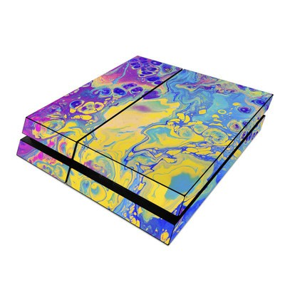 Sony PS4 Skin - Unicorn Vibe